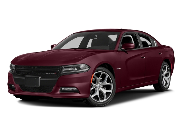 Octane Red Pearlcoat 2017 Dodge Charger Pictures Charger Sedan 4D R/T V8 photos front view