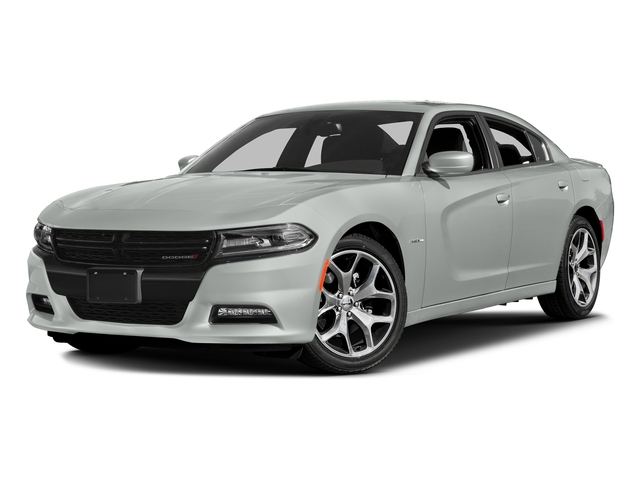 White Knuckle Clearcoat 2017 Dodge Charger Pictures Charger Sedan 4D R/T V8 photos front view
