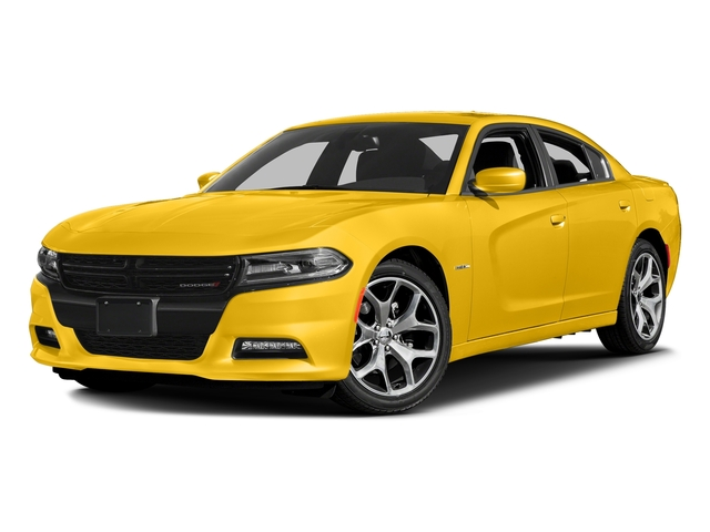 Yellow Jacket Clearcoat 2017 Dodge Charger Pictures Charger Sedan 4D R/T V8 photos front view