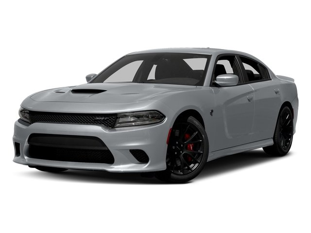 Billet Clearcoat 2017 Dodge Charger Pictures Charger Sedan 4D SRT Hellcat V8 Supercharged photos front view