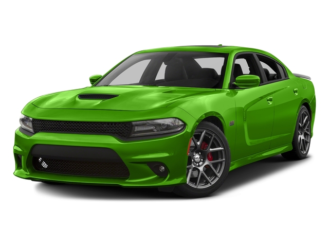 Green Go Clearcoat 2017 Dodge Charger Pictures Charger Sedan 4D Daytona 392 V8 photos front view