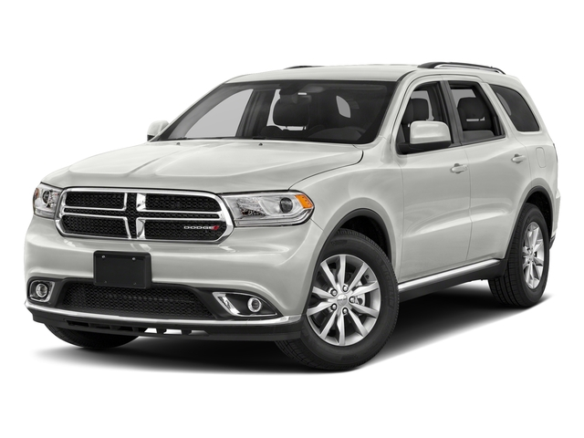 Vice White Tri-Coat Pearl 2017 Dodge Durango Pictures Durango Utility 4D GT AWD V6 photos front view