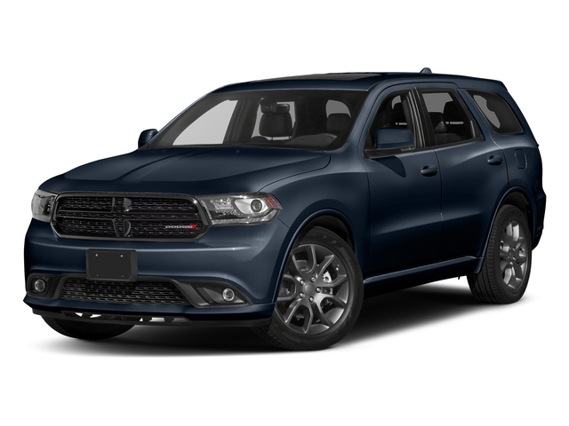 Blu By You Pearlcoat 2017 Dodge Durango Pictures Durango R/T RWD photos front view