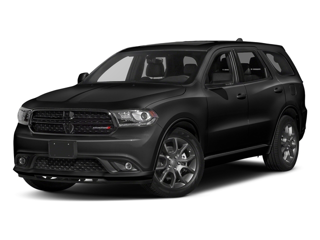 DB Black Crystal Clearcoat 2017 Dodge Durango Pictures Durango R/T RWD photos front view