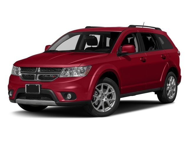 Redline 2 Coat Pearl 2017 Dodge Journey Pictures Journey Utility 4D SXT AWD V6 photos front view
