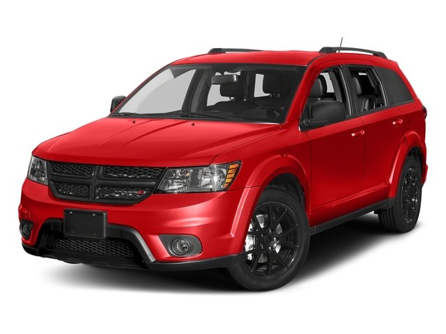 Blood Orange Clearcoat 2017 Dodge Journey Pictures Journey GT FWD photos front view