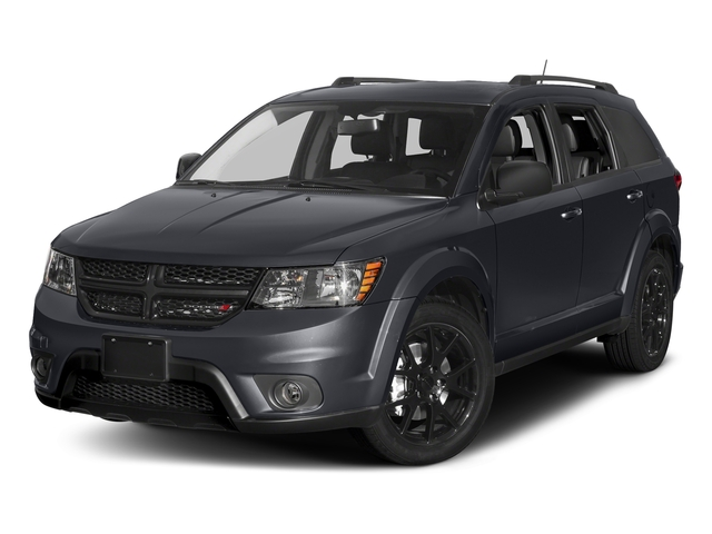 Bruiser Gray Clearcoat 2017 Dodge Journey Pictures Journey Utility 4D GT 2WD V6 photos front view