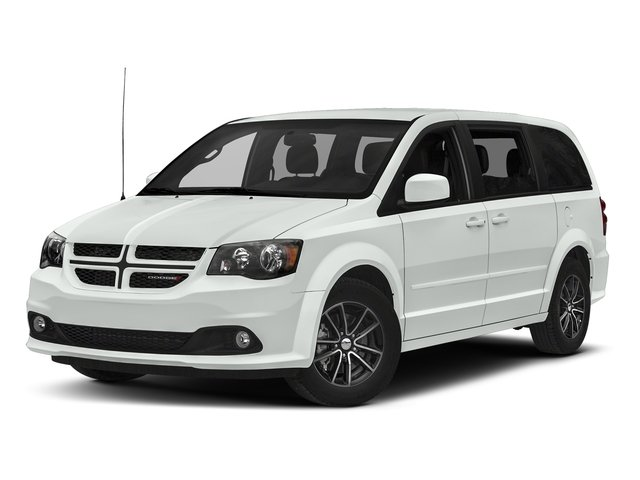 White Knuckle Clearcoat 2017 Dodge Grand Caravan Pictures Grand Caravan Grand Caravan GT V6 photos front view