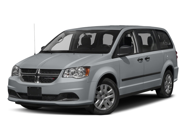 Billet Clearcoat 2017 Dodge Grand Caravan Pictures Grand Caravan Grand Caravan SE V6 photos front view