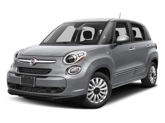 Grigio Chiaro (Graphite Metallic) 2017 FIAT 500L Pictures 500L Pop Hatch photos front view