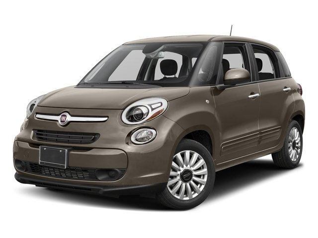 Mocha Latte 2017 FIAT 500L Pictures 500L Pop Hatch photos front view