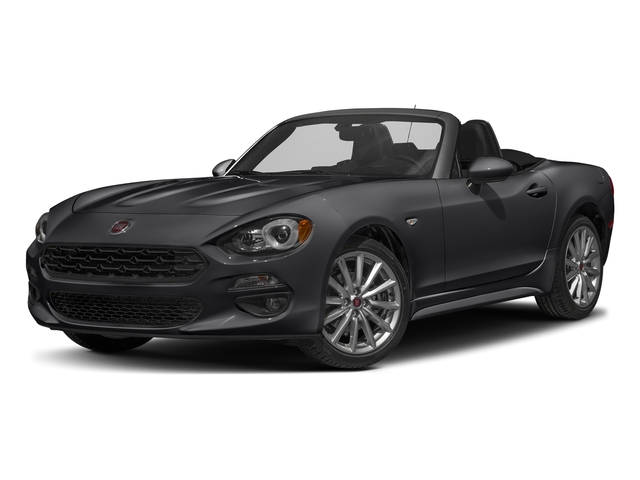 Grigio Moda Meteor Gray 2017 FIAT 124 Spider Pictures 124 Spider Lusso Convertible photos front view