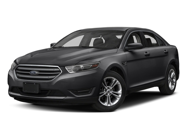 Smoke Quartz Metallic Tinted Clearcoat 2017 Ford Taurus Pictures Taurus Sedan 4D Limited AWD V6 photos front view