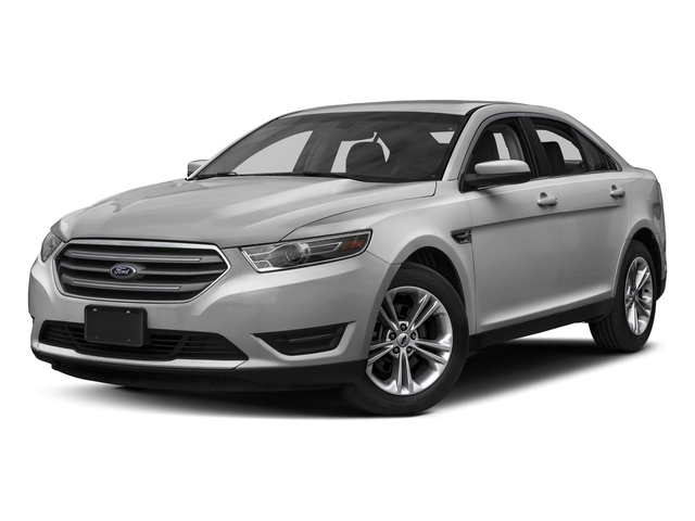 Ingot Silver Metallic 2017 Ford Taurus Pictures Taurus Sedan 4D Limited AWD V6 photos front view