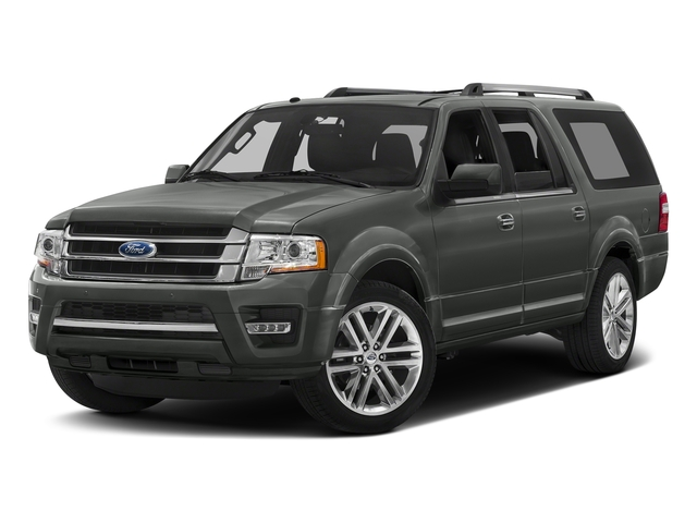 Magnetic 2017 Ford Expedition EL Pictures Expedition EL Utility 4D Limited 2WD V6 Turbo photos front view