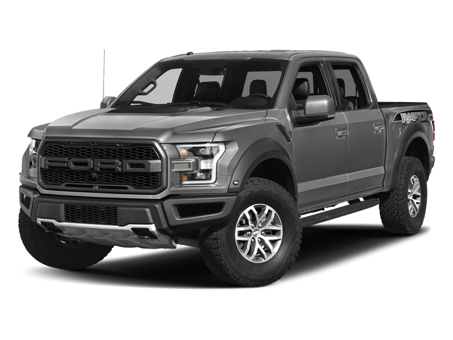 Avalanche 2017 Ford F-150 Pictures F-150 Crew Cab Raptor 4WD photos front view