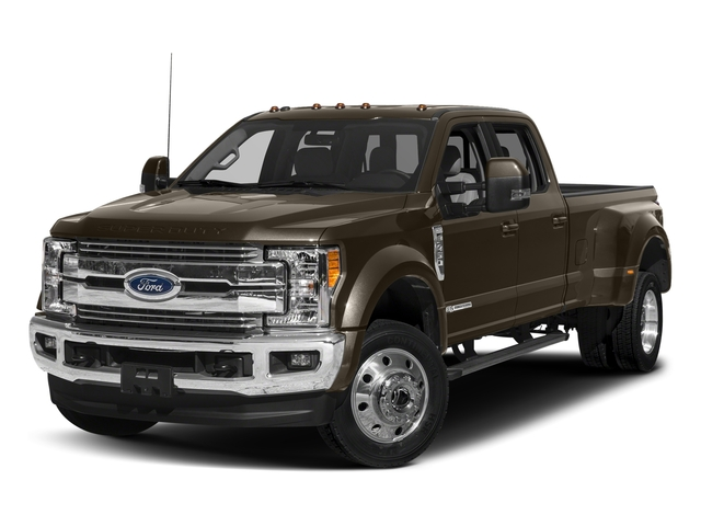 Caribou Metallic 2017 Ford Super Duty F-450 DRW Pictures Super Duty F-450 DRW Crew Cab Lariat 4WD T-Diesel photos front view