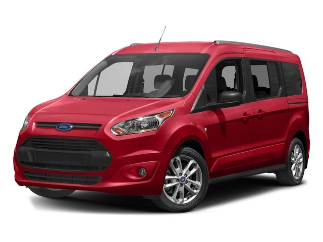 Race Red 2017 Ford Transit Connect Wagon Pictures Transit Connect Wagon Extended Passenger Van XLT photos front view