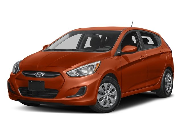 Vitamin C Pearl 2017 Hyundai Accent Pictures Hatchback 5d Se I4 Photos Front View