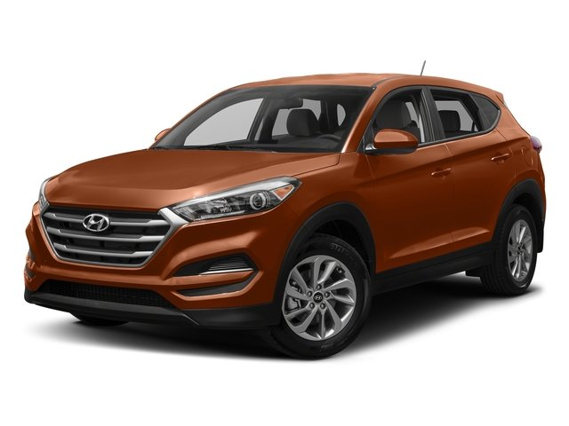 Sedona Sunset 2017 Hyundai Tucson Pictures Tucson SE AWD photos front view