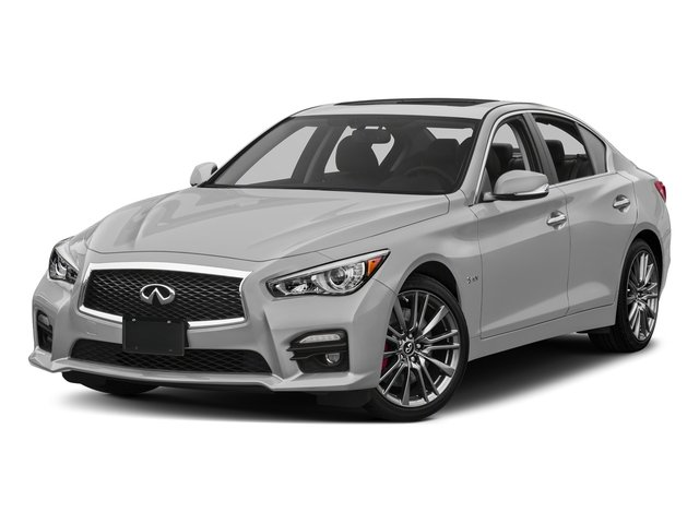 Liquid Platinum 2017 INFINITI Q50 Pictures Q50 Sedan 4D 3.0T Red Sport V6 Turbo photos front view