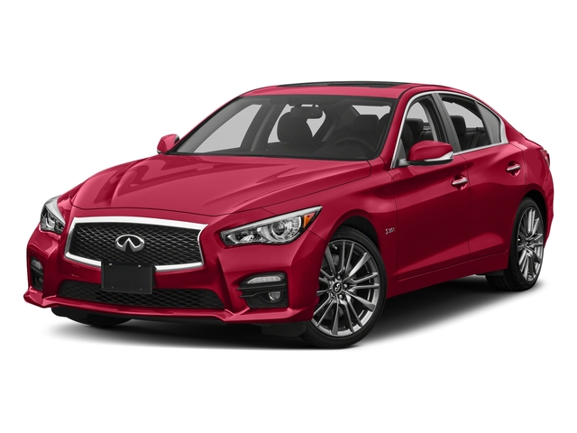 Dynamic Sunstone Red 2017 INFINITI Q50 Pictures Q50 Sedan 4D 3.0T Red Sport V6 Turbo photos front view