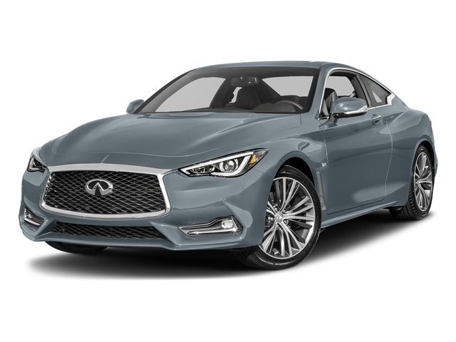 Hagane Blue 2017 INFINITI Q60 Pictures Q60 Coupe 2D 3.0T Red Sport photos front view