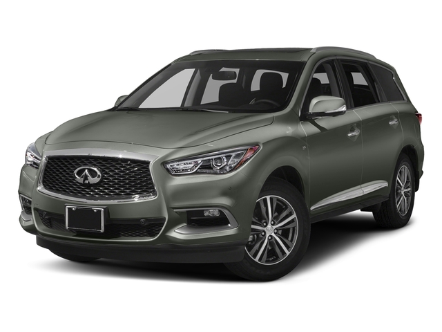 Jade Green 2017 INFINITI QX60 Pictures QX60 Utility 4D 2WD V6 photos front view