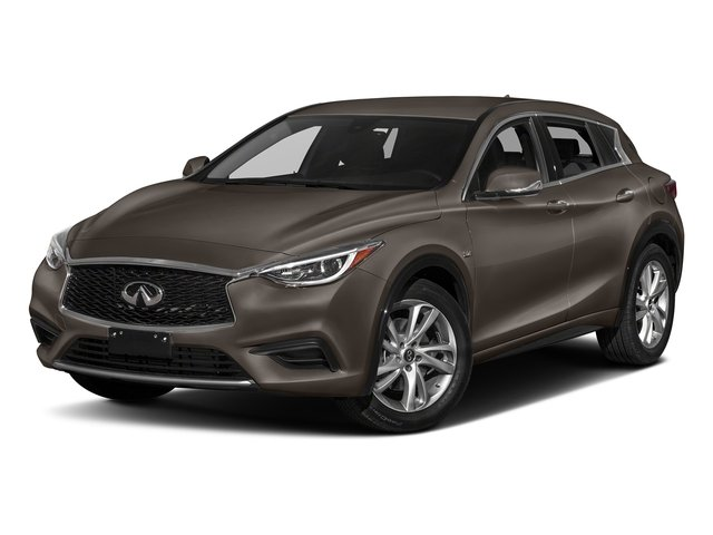Chestnut Bronze 2017 INFINITI QX30 Pictures QX30 Luxury FWD *Ltd Avail* photos front view