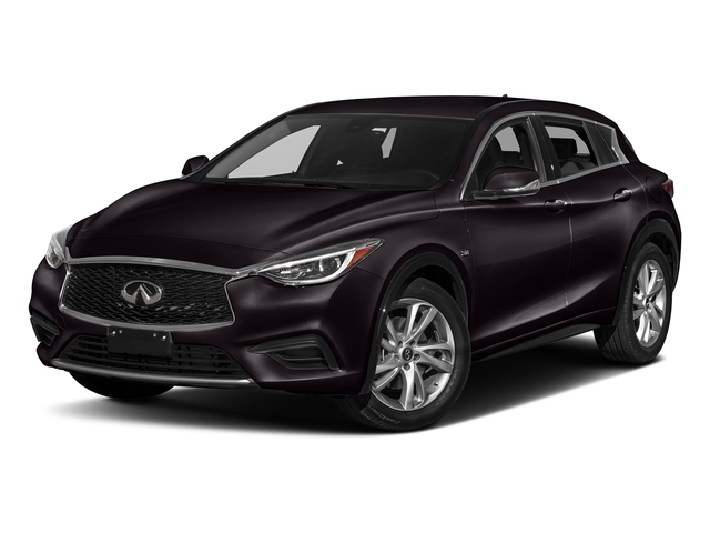 Malbec Black 2017 INFINITI QX30 Pictures QX30 Utility 4D 2WD photos front view