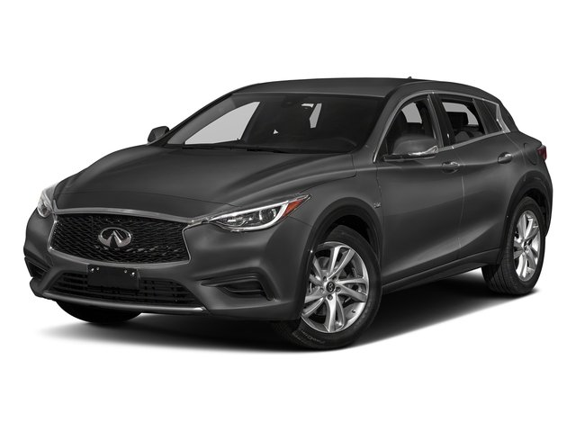 Graphite Shadow 2017 INFINITI QX30 Pictures QX30 Luxury FWD *Ltd Avail* photos front view