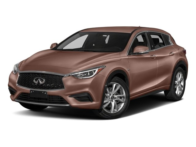 Liquid Copper 2017 INFINITI QX30 Pictures QX30 Utility 4D Luxury AWD photos front view