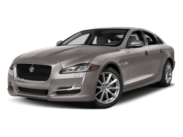 Ingot 2017 Jaguar XJ Pictures XJ Sedan 4D V8 Supercharged photos front view