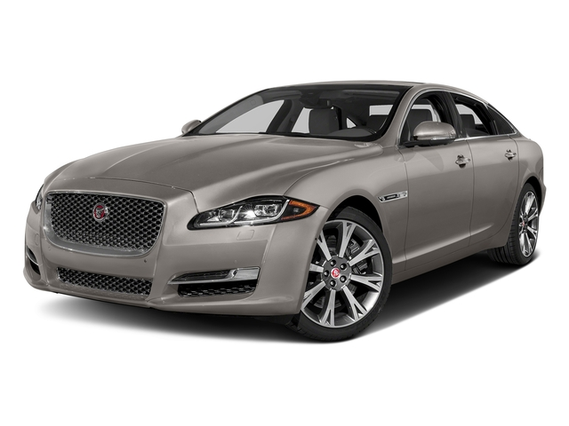 Ingot 2017 Jaguar XJ Pictures XJ XJL Supercharged RWD photos front view