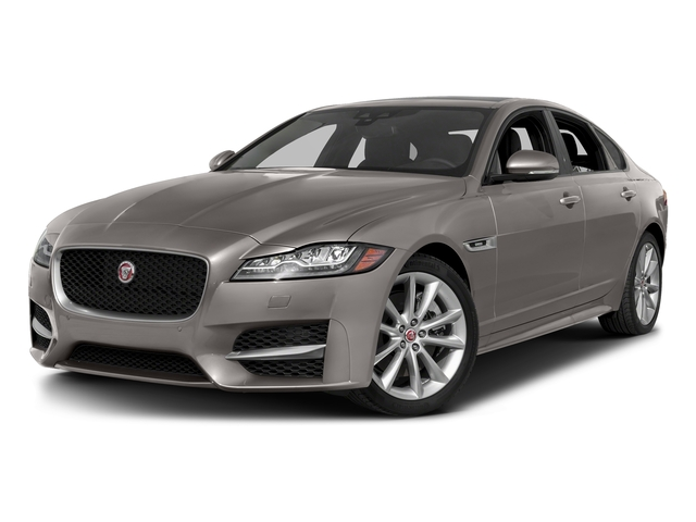 Ingot 2017 Jaguar XF Pictures XF 35t R-Sport RWD photos front view