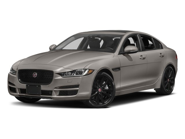 Ingot 2017 Jaguar XE Pictures XE Sedan 4D 25t Premium I4 Turbo photos front view