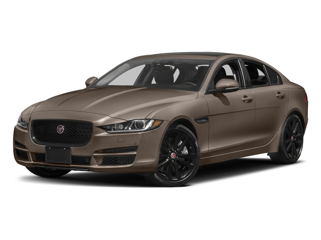 Quartzite Metallic 2017 Jaguar XE Pictures XE Sedan 4D 25t Premium I4 Turbo photos front view