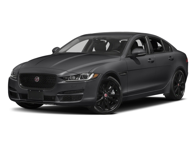 Storm Gray 2017 Jaguar XE Pictures XE 35t Premium AWD photos front view