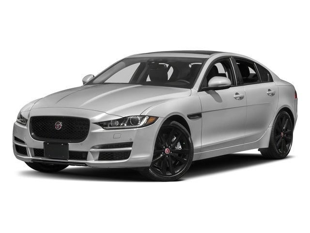 Gallum Silver 2017 Jaguar XE Pictures XE 25t Premium RWD photos front view