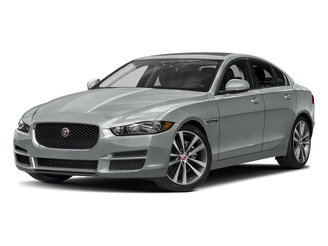 Osmium Metallic 2017 Jaguar XE Pictures XE Sedan 4D 20d Prestige I4 AWD T-Dsl photos front view