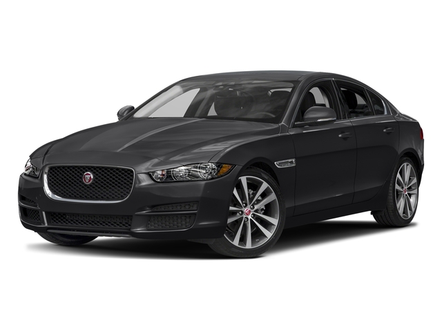 Storm Gray 2017 Jaguar XE Pictures XE Sedan 4D 20d Prestige I4 AWD T-Dsl photos front view