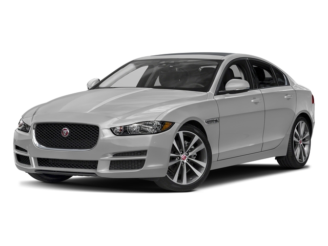 Gallum Silver 2017 Jaguar XE Pictures XE Sedan 4D 20d Prestige I4 AWD T-Dsl photos front view