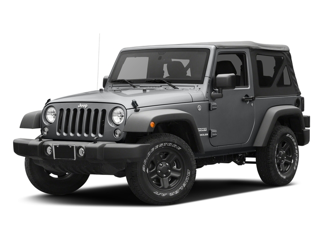 Granite Crystal Metallic Clearcoat 2017 Jeep Wrangler Pictures Wrangler Freedom 4x4 *Ltd Avail* photos front view