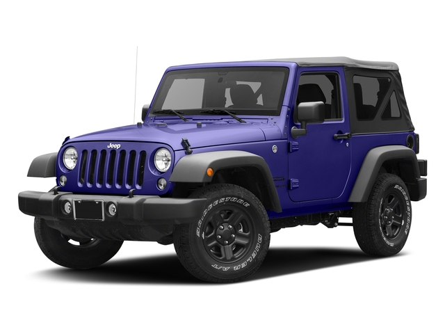 Xtreme Purple Pearlcoat 2017 Jeep Wrangler Pictures Wrangler Sport 4x4 photos front view