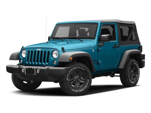 Chief Clearcoat 2017 Jeep Wrangler Pictures Wrangler Sport 4x4 photos front view