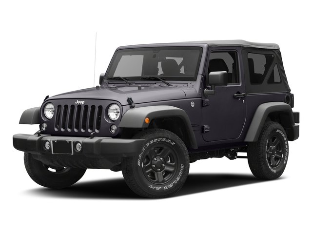 Rhino Clearcoat 2017 Jeep Wrangler Pictures Wrangler Sport 4x4 photos front view
