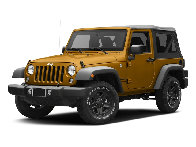Gobi Clearcoat 2017 Jeep Wrangler Pictures Wrangler Freedom 4x4 *Ltd Avail* photos front view