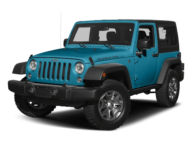 Chief Clearcoat 2017 Jeep Wrangler Pictures Wrangler Rubicon 4x4 photos front view
