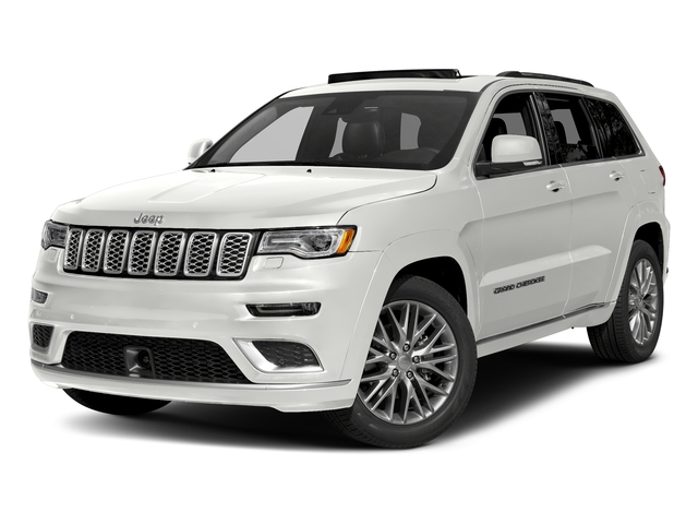 Ivory 3-Coat 2017 Jeep Grand Cherokee Pictures Grand Cherokee Summit 4x2 photos front view