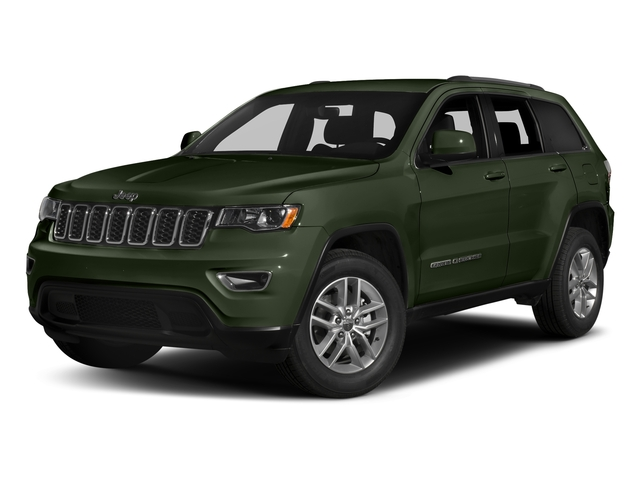 Recon Green Clearcoat 2017 Jeep Grand Cherokee Pictures Grand Cherokee 75th Anniversary Edition 4x2 *Ltd Avail* photos front view